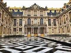 Versailles / Abbaye Vaux de Cernay