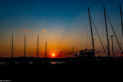 Sunrise Lavrio 22/10/2019.