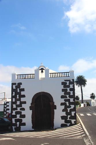 ESPAÑA 2019 - Lanzarote / Haria-Ermita de San Juan Bautista