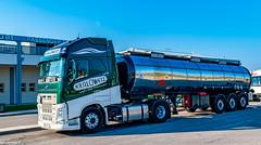 Trucks @ South Port Patras.