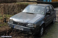 Dacia Nova GTi
