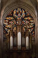 Collégiale Notre-Dame de Vernon, France
