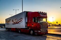 Trucks @ South Port Patras .