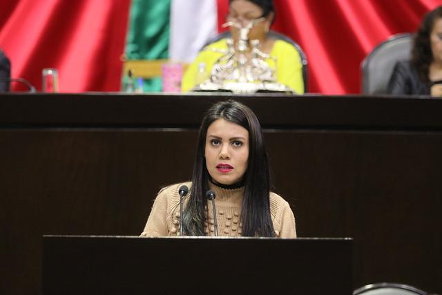 22/10/2019 Tribuna Dip. Erika Mariana Rosas Uribe