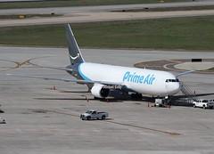 Prime Air                                         Boeing 767                             N311AZ