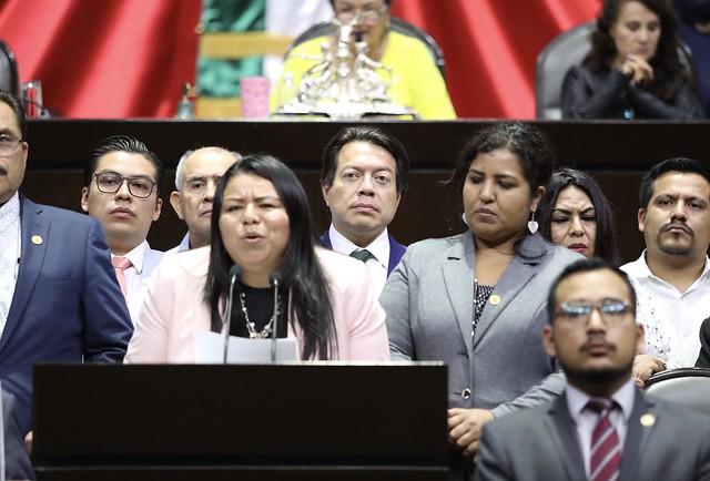 22/10/2019 En Tribuna Dip Yadira Santiago