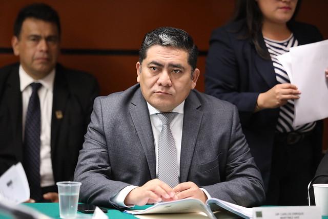 22/10/2019 Comisión De Asuntos Frontera Sur