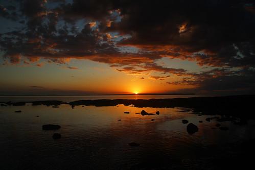 Sunrise, Huskisson Beach, Jervis Bay