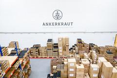 Lager/Versand Ankerkraut