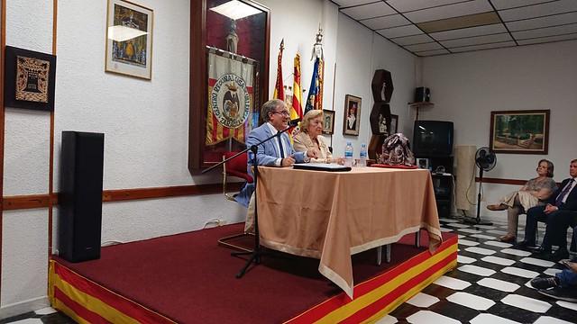 Dia de la Comunidad Valenciana en Zaragoza