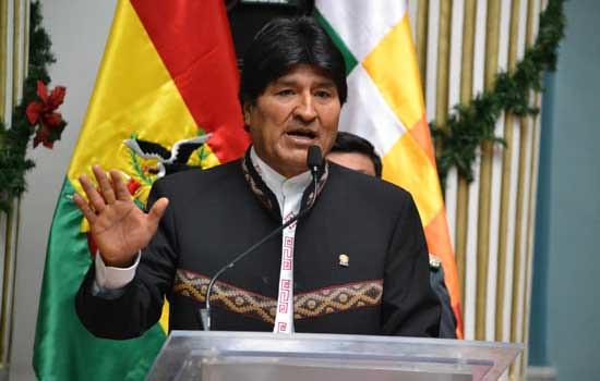 """Eleições na Bolívia: Evo Morales se pronuncia e convoca a """"defesa da democracia"""""""