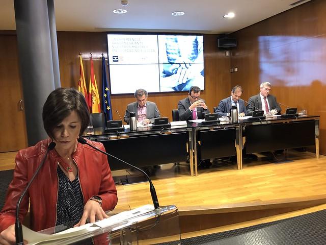 """Jornada """"La experiencia aragonesa frente a la Soledad no Elegida de Nuestros Mayores"""""""