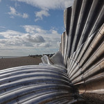 The Shell Aldeburgh by Derek Dewey-Leader