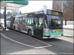 Renault Agora L – TPAS (Transports Publics de l'Agglomération Stéphanoise) (Veolia Transport) / STAS (Société de Transports de l'Agglomération Stéphanoise) n°773 - Photo of Le Chambon-Feugerolles