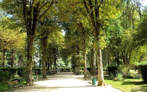 Le Parc de Vals-les-Bains