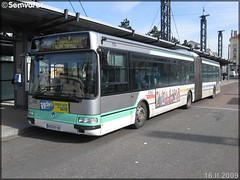 Renault Agora L – TPAS (Transports Publics de l'Agglomération Stéphanoise) (Veolia Transport) / STAS (Société de Transports de l'Agglomération Stéphanoise) n°773