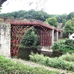 Iron Bridge, Shropshire by Sue Ould