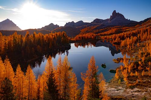 Lago Fedèra - Veneto - Italia
