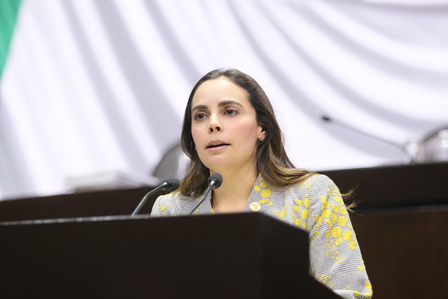 24/10/2019 Tribuna Dip. Ana Patricia Peralta De La Peña
