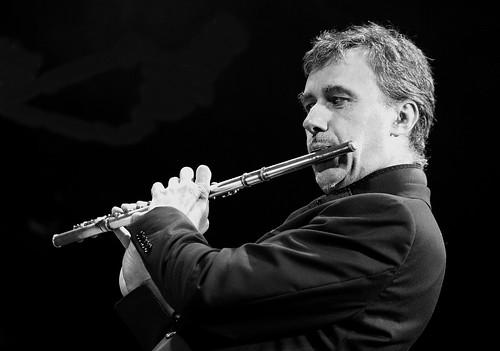 David Sauzay (fl) Sarah MacKenzie Septet, Gouvy Jazz Festival, 03/08/2019, Sterpigny-Gouvy, Belgium