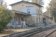 Kobylnica train station
