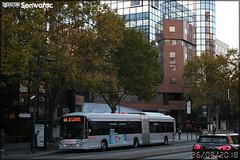 Heuliez Bus GX 437 Hybride – Tisséo n°1664