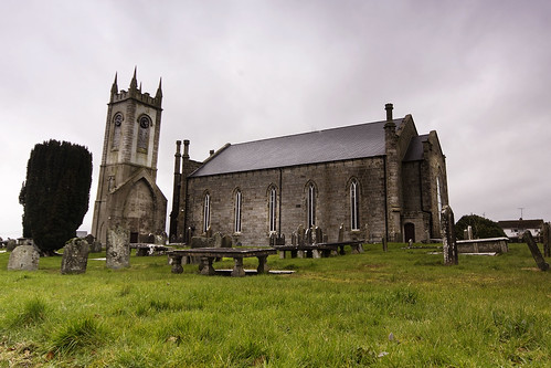 carnew church