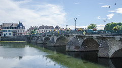 Le pont Boffrand-Hupeau de Joigny - Photo of Saint-Julien-du-Sault