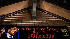 a very very trump halloween