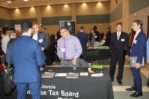 Accounting Networking Reception 2019