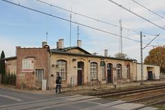 Biskupice Wielkopolskie train station