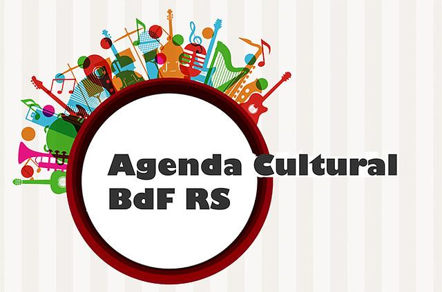 Agenda cultural entre os dias 09 e 16 de janeiro - Créditos: BdF RS