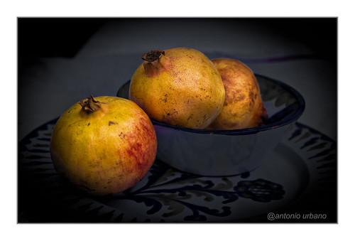 Frutas de otoño // Autumn fruits