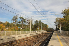 Promno train station