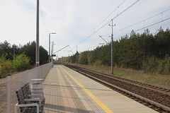 Pobiedziska Letnisko train station