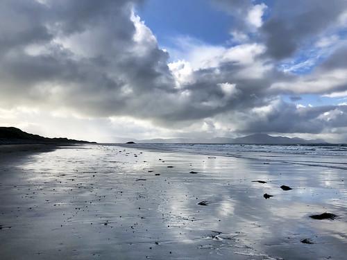 Big sky, Ballyheigue, Kerry
