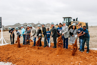 Ground Breaking KISD #6 High School