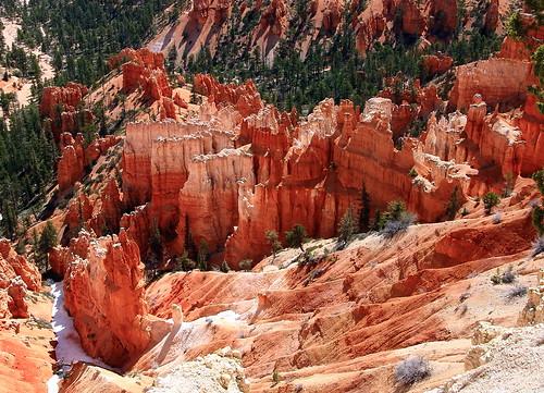 Bryce Canyon Hoodoos - Bryce Canyon National Park, Southwestern Utah