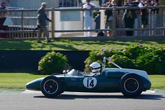 """1960 Cooper Climax T53 """"Lowline"""""""
