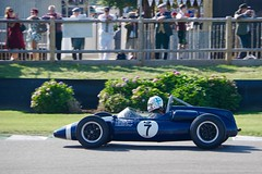 1961 Cooper Climax T53 Lowline