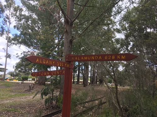 sign in Northcliffe
