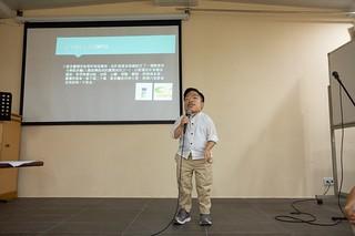 2019-7-14 聖匠中學福音營 / 圣匠中学福音营 / Sharing at SKH Holy Carpenter Secondary School