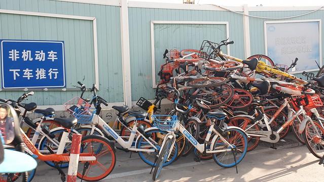 2019-1024 (524) SHANGHAI fiets