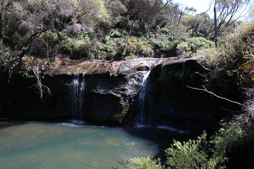 Nellie's Glen Waterhole
