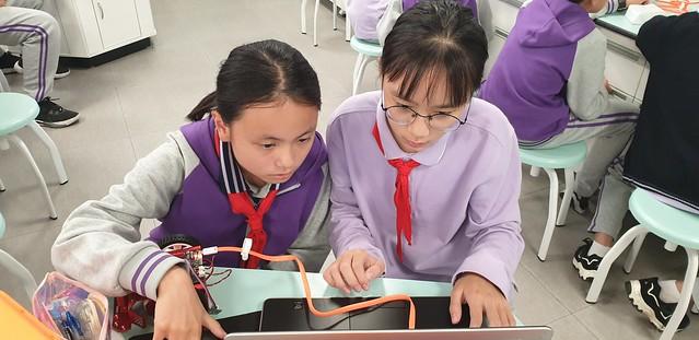 2019-1022 (434) SHANGHAI school