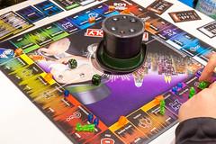 Monopoly Voice Banking - der sprachgesteuerte Zylinder ausgepackt und in Aktion