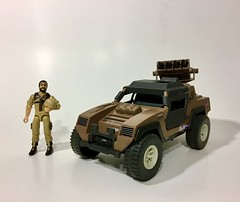 G.I. Joe VAMP Mark II Attack Vehicle with Clutch V2