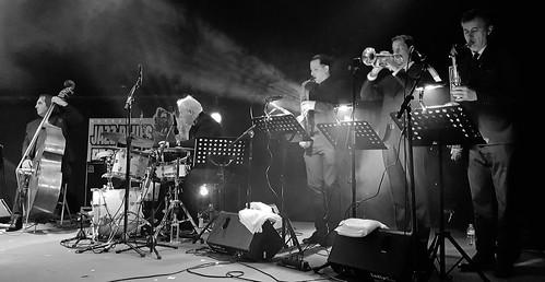 Sarah MacKenzie Septet, Gouvy Jazz Festival, 03/08/2019, Sterpigny-Gouvy, Belgium