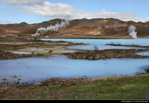 Geothermal Pools, Mývatn, Iceland