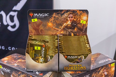 Magic Modern Horizons Spielkarten Booster Packs